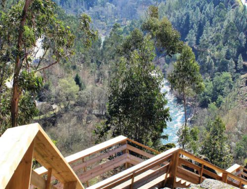 Paiva Walkway voted Europe's most innovative Tourism development project in 2016
